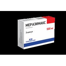АЗИМАКС-MR КАПС 500МГ №3